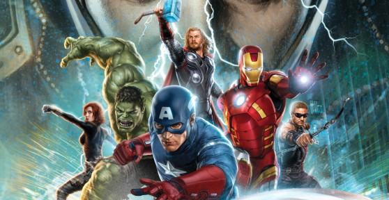 The Avengers Background 12