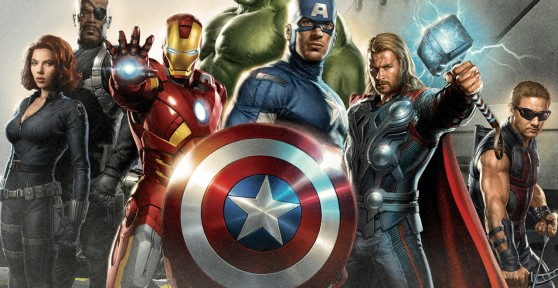 The Avengers Background 8
