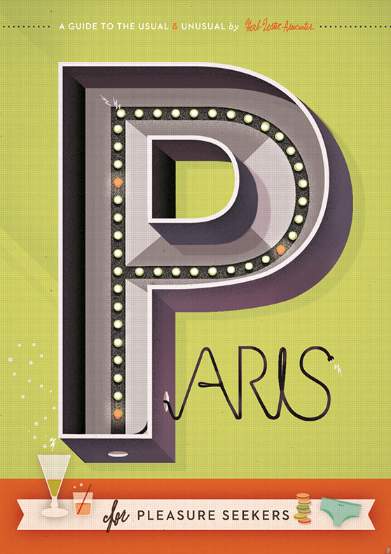 Paris Map Front Cover