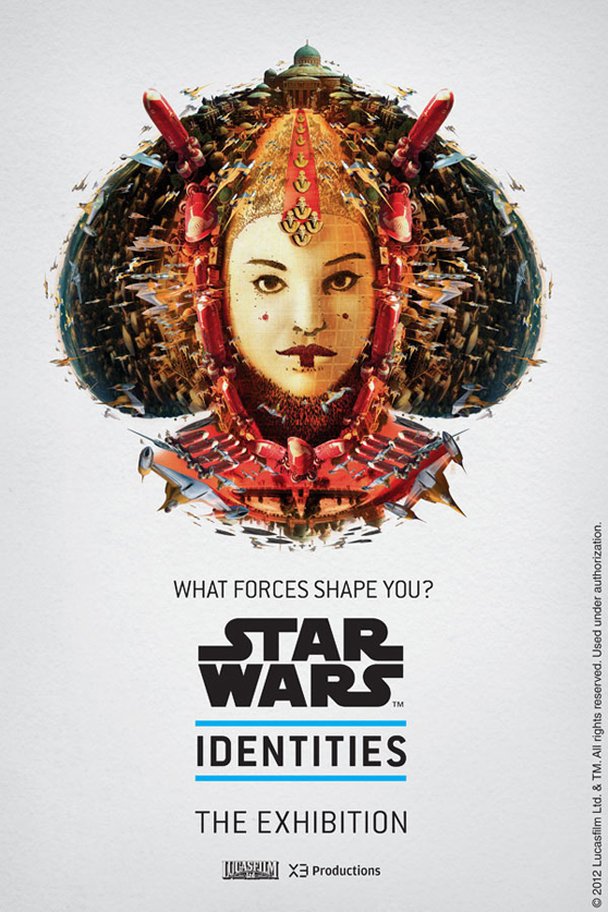 Queen Amidala Star Wars The Exhibition