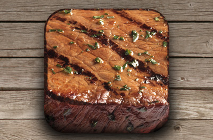 Steak iPhone icon by Mike Warner