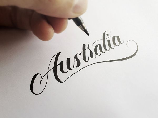 Australia by by Matt Vergotis