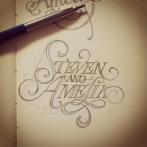 Steven and Amelia by Matthew Tapia