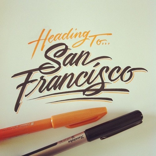 Heading to San Francisco by Matthew Tapia