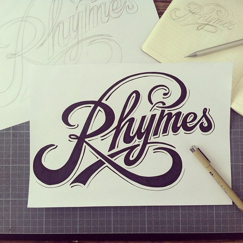 Rhymes by Graffiti Or Die