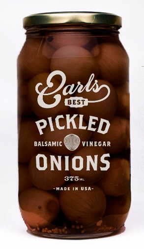 Earl's Best Pickled Onions by David Cran