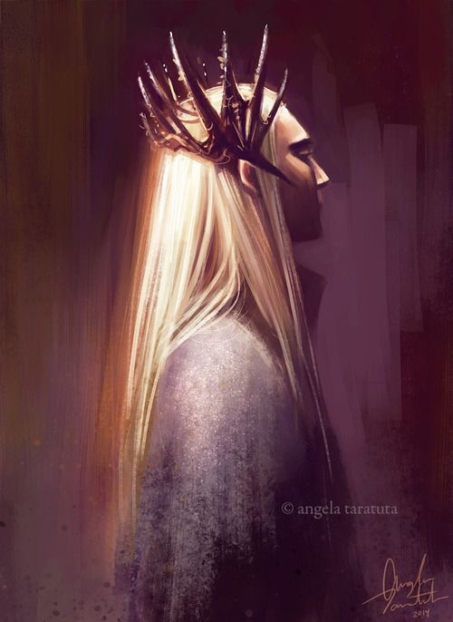 Thranduil from The Lord of the Rings