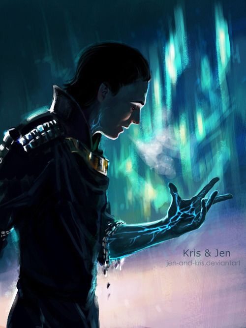 Loki from the Marvel series