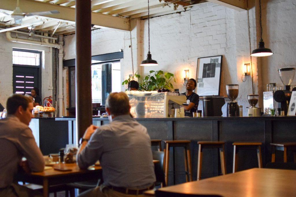 Origin Coffee Roasting, Cape Town